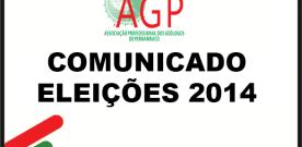 INSCRIÇÃO DE CHAPAS E CONVOCAÇÃO DE ASSEMBLÉIA GERAL