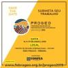 ProGEO 2019 – Divulgação