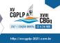 XVCGPLP / XVIIICBGQ EDIÇÃO DIGITAL – 2021!