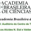 27ª  Sessão da  Academia Brasileira de Ciências (ABC) em Recife